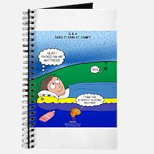Camp Rain Journal