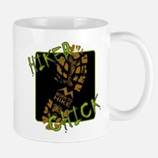 Hiker Chick - Boot Mug