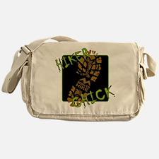Hiker Chick - Boot Messenger Bag