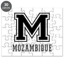 Mozambique Designs Puzzle