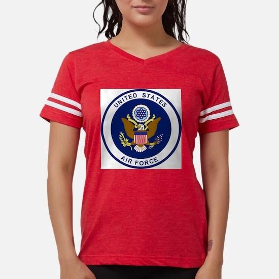 USAF-Patch-Blue.gif Womens Football Shirt