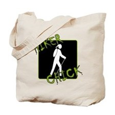 Hiker Chick - Hiker Tote Bag