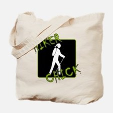 Hiker Chick - Hiker Tote Bag