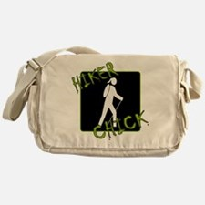Hiker Chick - Hiker Messenger Bag
