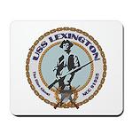 USS Lexington Mousepad