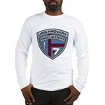 USS Midway R1 Long Sleeve T-Shirt