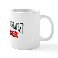 """The World's Greatest Hugger"" Mug"
