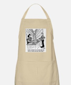 Read War & Peace in 15 Minutes Apron
