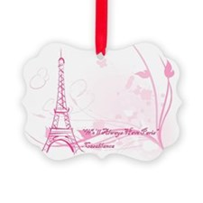 We'll Always Have Paris  Ornament