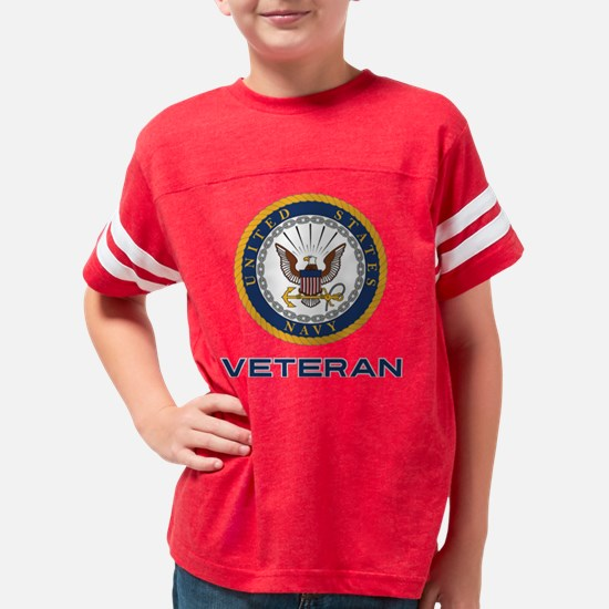 U.S. Veteran Youth Football Shirt