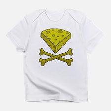Cheese & Crossbones Infant T-Shirt