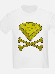 Cheese & Crossbones T-Shirt