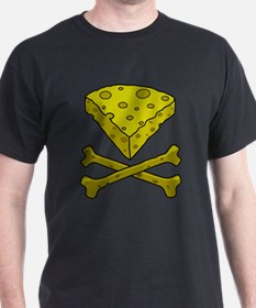 Cheese & Crossbones T-Shirt