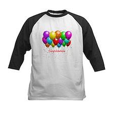 Congratulations Balloons Baseball Jersey
