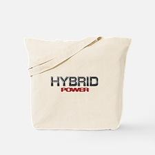 Hybrid POWER Tote Bag