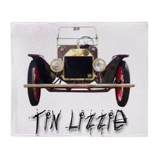 model t btin lizzie.PNG Throw Blanket