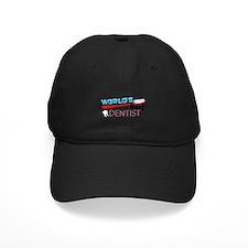 Worlds Best Dentist Baseball Hat