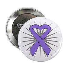 """Hodgkins Lymphoma Heart 2.25"""" Button (100 pack)"""