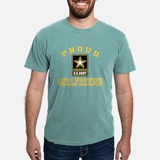 proudarmygirlfriend22b Mens Comfort Colors Shirt