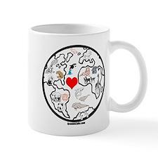World animals Mug