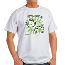 team-amoeba-greenest T-Shirt