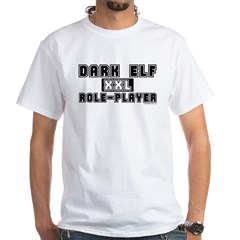 Dark Elf XXL Role-Player Shirt