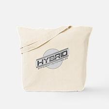 Hybrid Automobiles Tote Bag