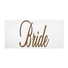 Bride G Beach Towel