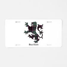 Lion - Buchan Aluminum License Plate