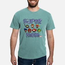 Marvel Super Mom Mens Comfort Colors Shirt
