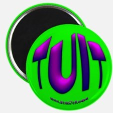 Purple TUIT Magnet