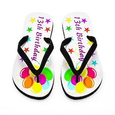FUN 13TH Flip Flops