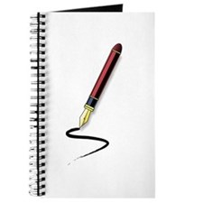 Fountain Pen Writing Journal