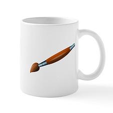 Art Paint Brush Mugs