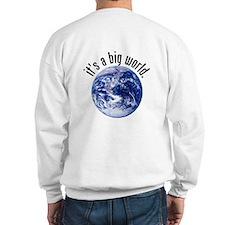 It's a Big World/Got GIS? Jumper (back)