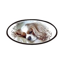 Cavalier King Charles Spaniel Patches