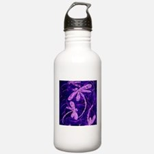Dragonfly Disco Sports Water Bottle