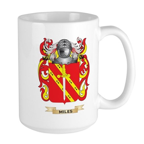 Miles-(Ireland) Coat of Arms - Family Crest Mugs