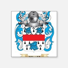 Miller Coat of Arms - Family Crest Sticker