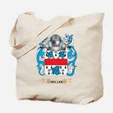 Miller Coat of Arms - Family Crest Tote Bag