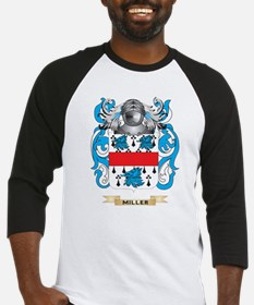 Miller Coat of Arms - Family Crest Baseball Jersey