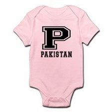 Pakistan Designs Infant Bodysuit