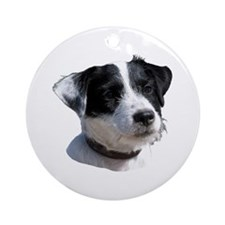 """""""Jackrussell 2"""" Ornament (Round)"""