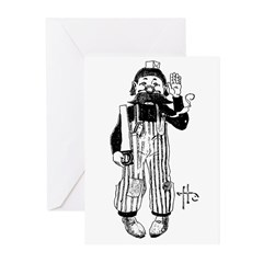 The Carpenter Greeting Cards (Pk of 10)
