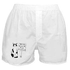 Hungry Feline Boxer Shorts
