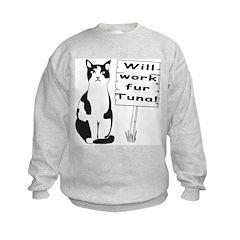 Hungry Feline Sweatshirt