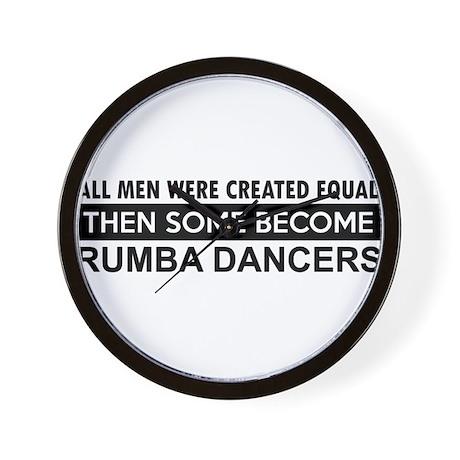 Rumba Dance designs Wall Clock