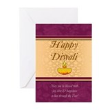 Diwali Greeting Cards (20 Pack)