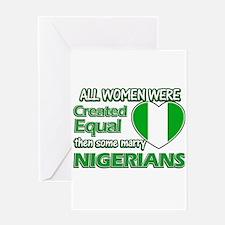 Nigerians husband designs Greeting Card