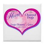 Have a Heart Tile Coaster